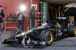 F1 | ペトロフ、ケータハムでテストを開始