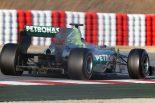 F1 | メルセデスにWディフューザー効果の新アイデア?