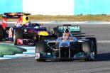 F1 | 「ミハエルをレッドブルに乗せたい」とバーニー