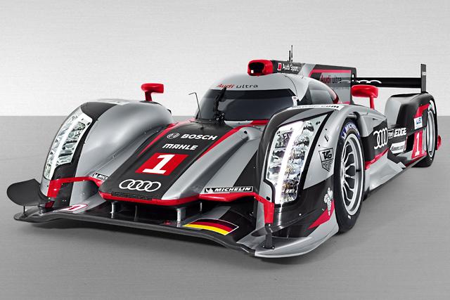 アウディ、WEC開幕戦で新しい時代に挑戦 | autosport web