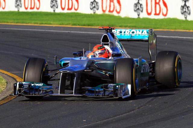 開幕ポールはハミルトンが奪取、マクラーレン1-2(4)