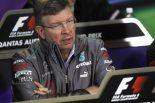 F1 | ブラウン、他チームのエキゾーストデザインを批判