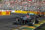 F1 | メルセデスの速さは本物 とシューマッハー