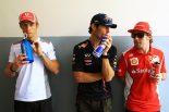 F1 | バトン、アロンソをチャンピオン候補とみなさず