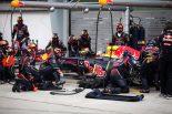 F1 | ベッテルの暴言にカーティケヤンが反撃。援軍も