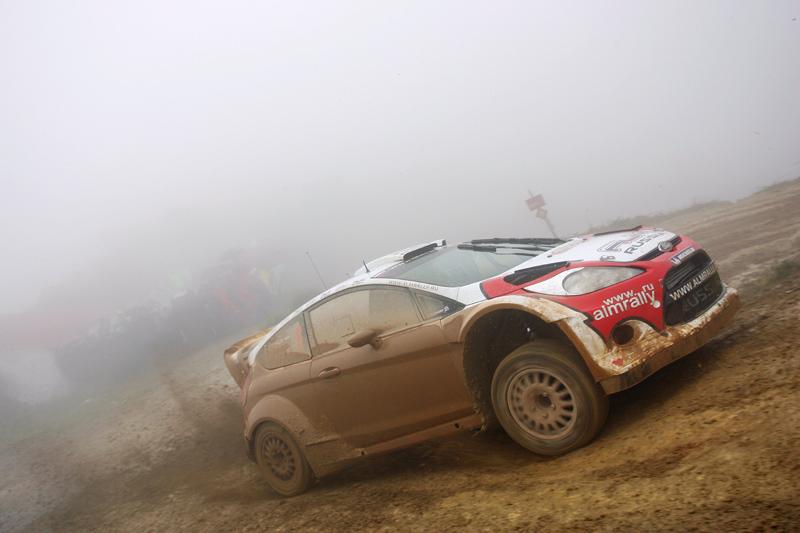 ポルトガルデイ2:フォードは相次いでリタイア(4)