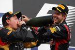F1 | キミとの新旧王者バトルを制しベッテルが今季初V