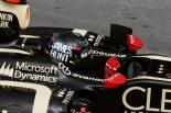F1 | キミ、ハントのヘルメット採用に「特に理由はない」