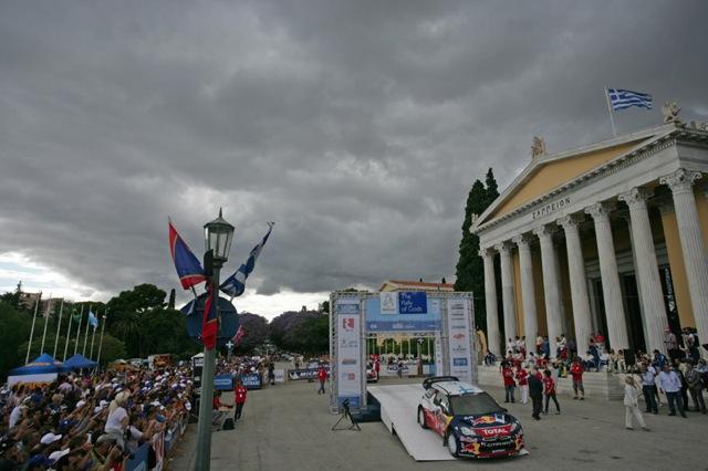 2013年WRC契約書にサインした主催者はゼロ(1)