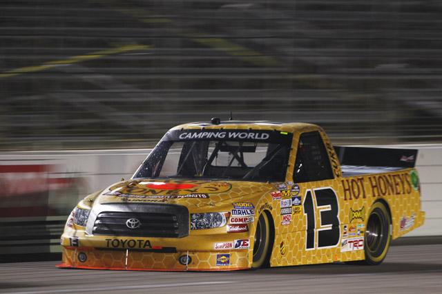 NASCARトラック、トヨタのソーターが今季初V(1)
