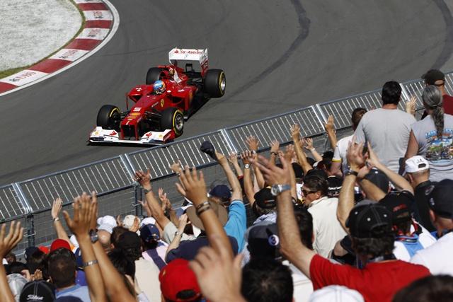 フェラーリ「ギャンブルは間違いではなかった」(1)