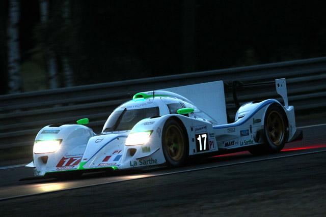 ル・マン24時間:1号車アウディが初日トップに(4)