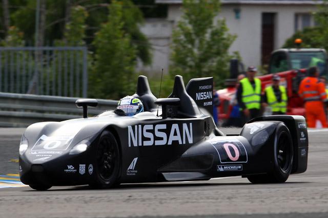ル・マン24時間:1号車アウディが初日トップに(5)