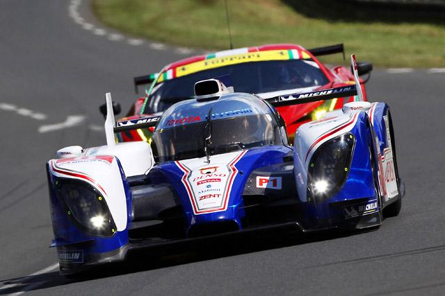 ル・マン24時間:予選2回目は3号車アウディが首位(3)