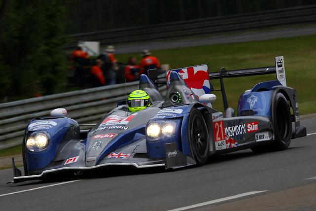 ル・マン24時間:予選2回目は3号車アウディが首位(4)