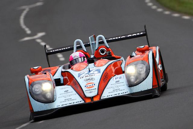 ル・マン24時間:予選2回目は3号車アウディが首位(5)