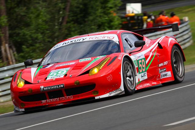 ル・マン24時間:予選2回目は3号車アウディが首位(7)