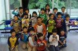 スーパーGT | 小暮、子供たちとリサイクルレーシングカーを作る