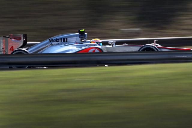 ハミルトンが圧倒的な速さで今季3度目のPP(2)