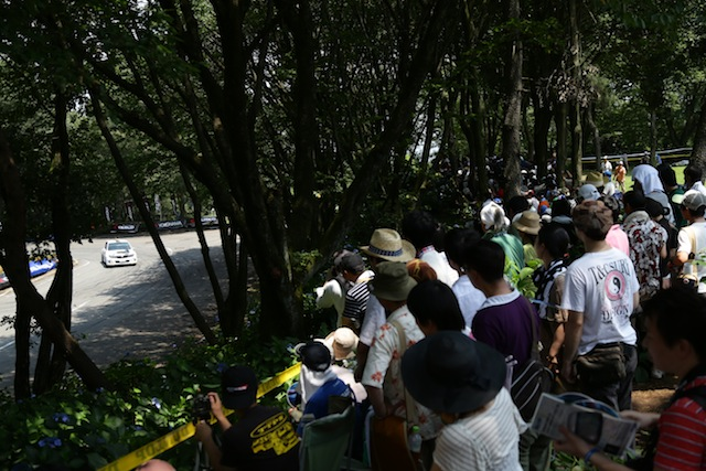 【JRC第5戦群馬】渋川・伊香保ラリーパークに2万人以上が来場(1)