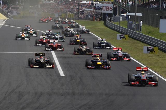 2013年F1も20戦。カレンダー内容は変更に(1)