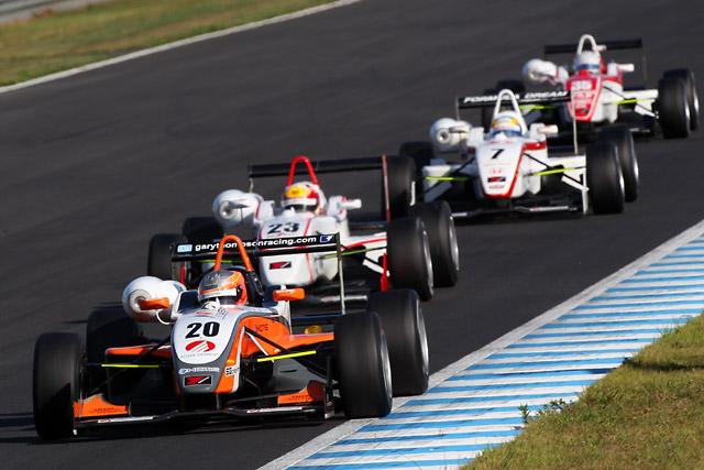 平川が独走で3連勝! 全日本F3で5勝目を飾る(4)