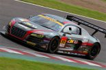 スーパーGT | GAINER R8、粘りの走りで5位入賞。貴重な得点