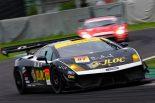 スーパーGT | 山西康司&JLOCランボルギーニ、鈴鹿はリタイアに