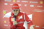 F1 | マッサ「フェラーリにふさわしい結果を出せる」