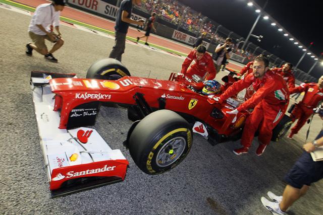 2013年F1に段差ノーズを隠すパネルが登場(1)
