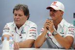 F1   【速報】シューマッハーが引退を発表。今季限り