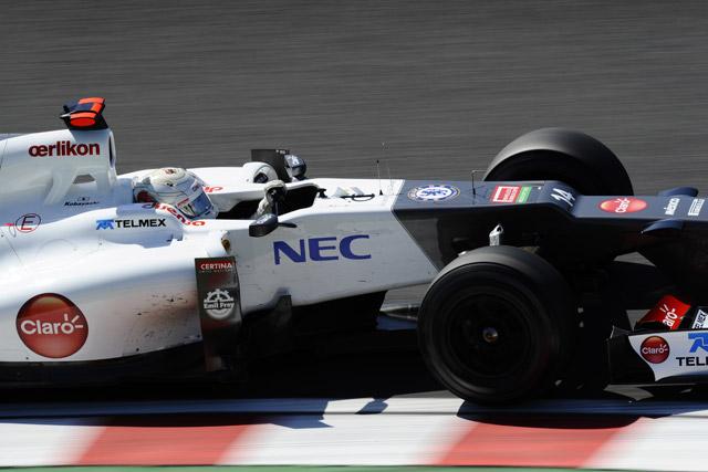 日本GP開幕。可夢偉が最多周回重ね6番手スタート(5)