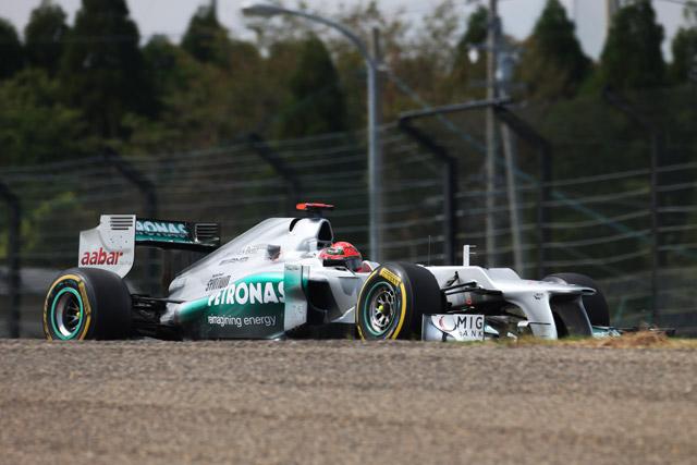 日本GP予選Q1結果、可夢偉が2番手でQ1突破(1)