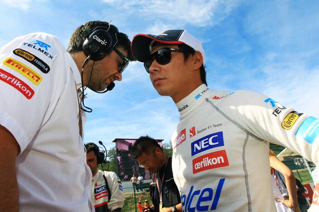 可夢偉「日本GPの好成績は今後のF1キャリアに重要」(1)