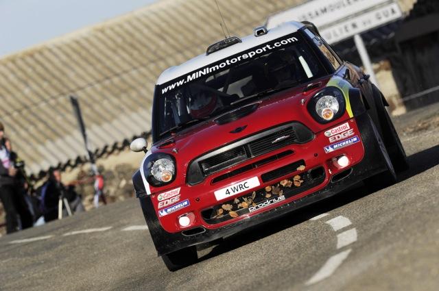 MINI、WRCワークス活動から撤退!(1)
