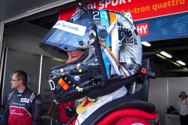 ロッテラー、スペシャルヘルメットでWEC富士へ