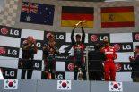 F1 | F1韓国GP、TV放送&タイムスケジュール