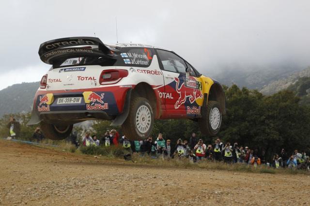 [WRC イタリア]デイ2チームコメント(1)