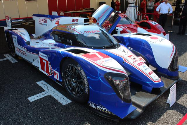 モータースポーツジャパン2012