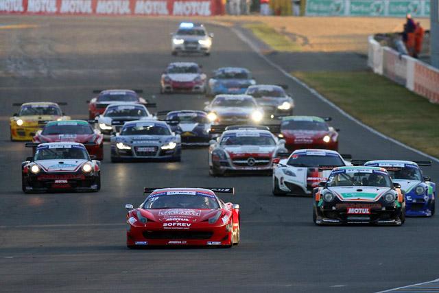 ローブ、FFSA GT最終戦にマクラーレンで参戦へ(3)