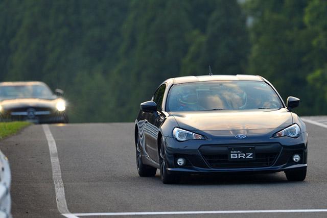 GTドライバーの走りをもてぎで体感せよ。締切迫る(2)