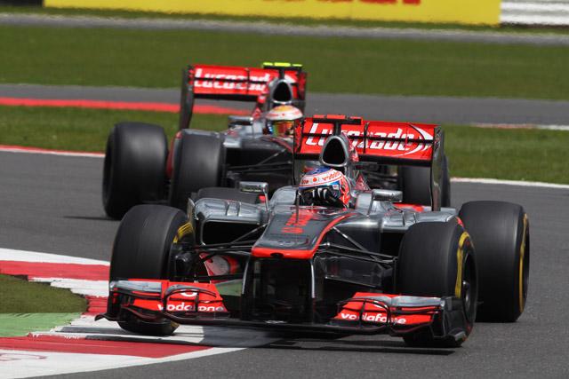 マクラーレン、残り4勝を目指しマシン開発を継続(1)