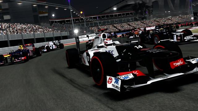 『F1 2012』の最新ショット公開(1)