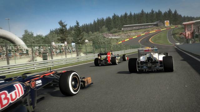 『F1 2012』の最新ショット公開(3)