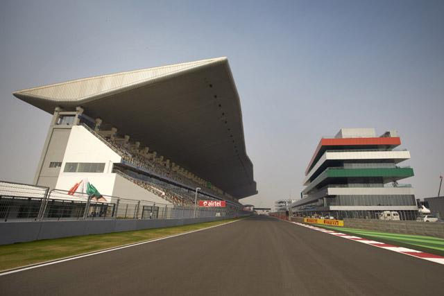 F1インドGP、TV放送&タイムスケジュール(1)
