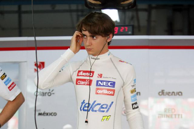 グティエレス、インドGPのFP1に出走決定(1)