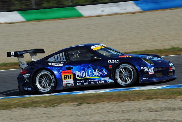 GTもてぎ開幕。GT300は王座争いの3台がトップ3へ(1)