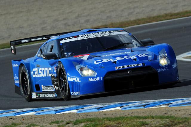 GTもてぎ開幕。GT300は王座争いの3台がトップ3へ(3)