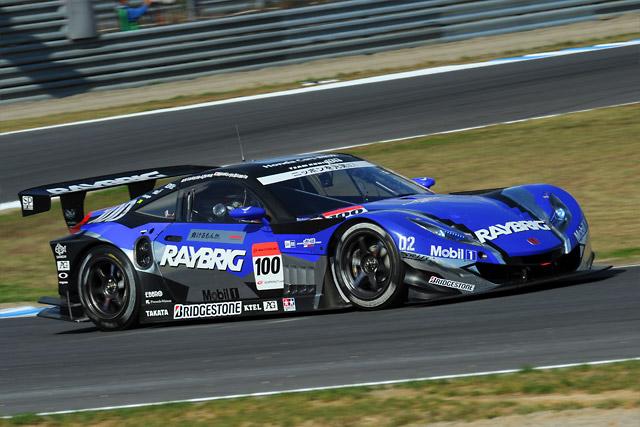 GTもてぎ開幕。GT300は王座争いの3台がトップ3へ(4)