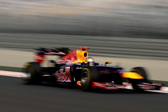 FP3もベッテル最速。アロンソ7番手、可夢偉18番手(1)